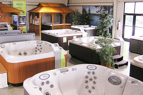 Hot Tubs in St. Louis