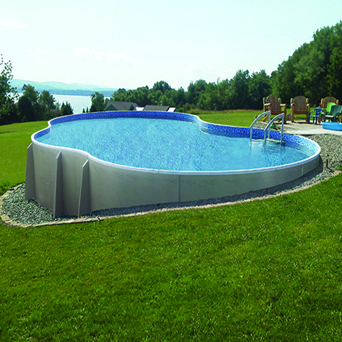 Oasis Semi Inground Pools Joy Studio Design Gallery
