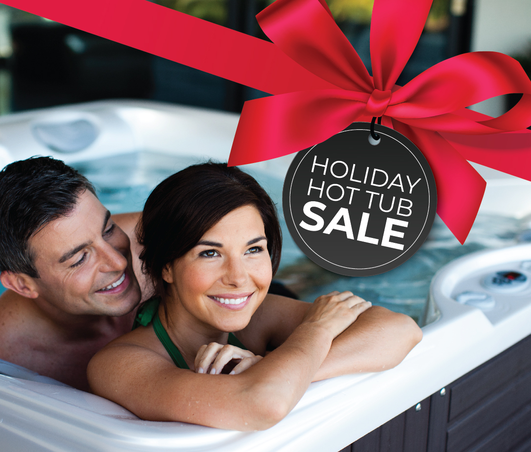 Holiday Hot Tub Sale